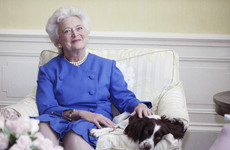 'A woman of incredible determination' - Tributes pour in for former US First Lady Barbara Bush who has died aged 92