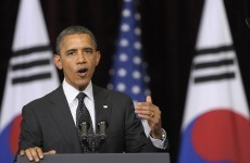 Obama warns North Korea and Iran over nuclear ambitions