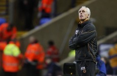 I'm not the Messiah - but McCarthy refuses to rule out a return to Wolves in the future