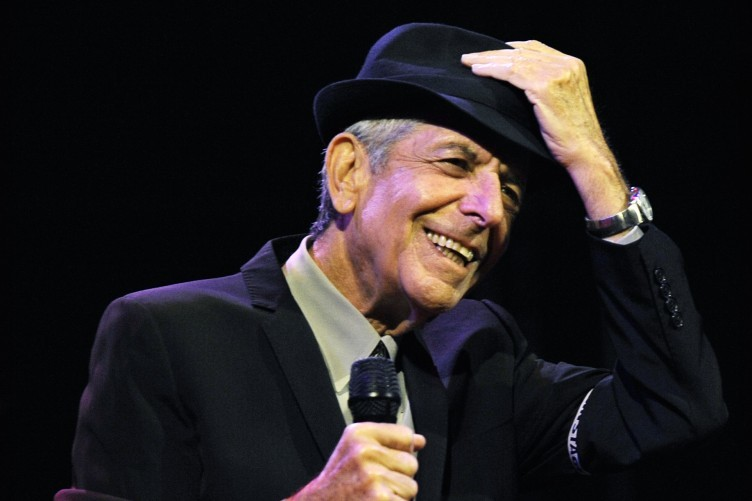 Leonard Cohen to perform in Dublin after four years