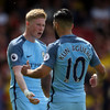 Manchester City dominate PFA Team of the Year with five players included