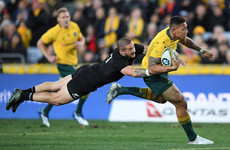 All Blacks speak out against Israel Folau's homophobic comments