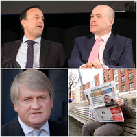Minister Denis, billionaire Denis and a media merger: Dáil seeks clarity over who knew what when