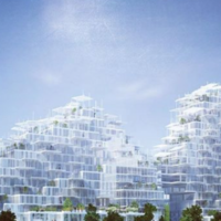 """This wooden """"vertical village"""" will be built in Paris"""