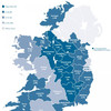 Irish nonprofits: Most are located in Dublin, and the sector takes in €12bn a year