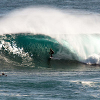 Shark fears cancel elite surf competition in Australia