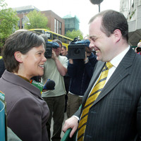 'This is not on' - Mary Lou calls for Naughten to either stand aside - or be sacked