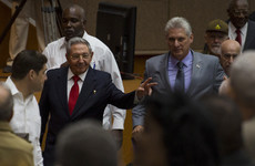 Cuba nominates Miguel Diaz-Canel to replace Raul Castro as president
