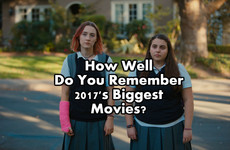 How Well Do You Remember 2017's Biggest Movies?