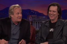 Jim Carrey and Jeff Daniels had a random Dumb and Dumber reunion, and it was just too pure