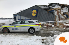 How Lidl spun its Tallaght store's destruction into social media gold
