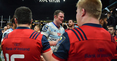 'I was with Munster for 13 years and my appreciation of what I had there has gone through the roof'