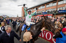 2017 Irish Grand National winner Our Duke dies of a 'massive heart attack'