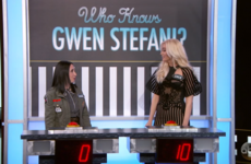 Gwen Stefani took on a super fan in a quiz about herself and lost