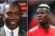 Dwight Yorke: 'I don't think he should leave United...He's a showman, Paul Pogba'