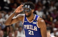 Warriors, Pelicans claim 3-0 leads as Embiid inspires 76ers