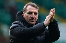 Rodgers 'couldn't be happier' at Celtic as Arsenal speculation mounts
