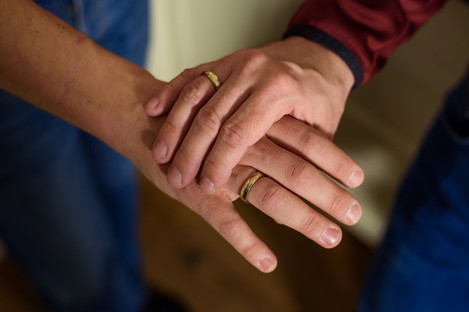 Maintaining and forming relationships can be difficult after a stroke.