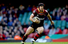 Dragons centre forced to retire from rugby at 28 due to major trauma scars on brain