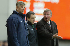 Ferguson pays heartfelt homage to 'great man' Wenger