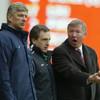 Ferguson pays heartfelt homage to 'great man' Wenger