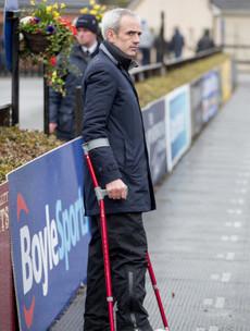 'I have to do what I'm told at some stage in my life': Injured Walsh to miss Punchestown