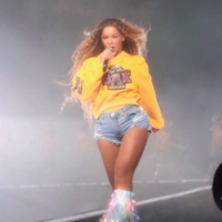 Why Beyoncé is the 'artist of my life'