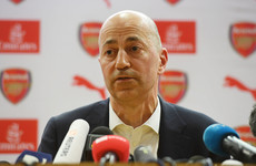 Gazidis: Arsenal cannot replace Wenger - we need a new path