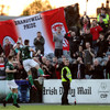 Derry come from behind twice to frustrate leaders Dundalk
