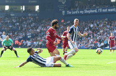 As It Happened: West Brom v Liverpool, Premier League