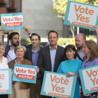 'We still wrong women in Ireland today': Fine Gael launch referendum campaign