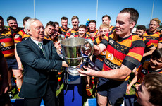 Lansdowne win first Bateman Cup in 87 years to end Cork Con's bid for six-in-a-row