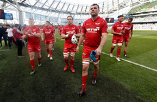 Pivac full of praise for Leinster as Scarlets turn their focus to Pro14 run-in