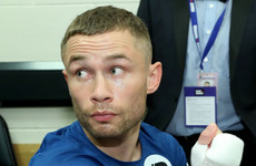 'Valdez would have no problem going to Belfast': Arum keen for Frampton world title scrap