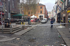 Man rushed to hospital after being stabbed in Temple Bar