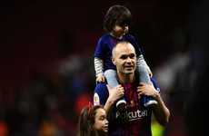 Iniesta says 'emotional' final may be his last for Barca