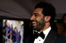 Mo Salah wins PFA Player of the year award