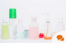 Have we broken the ocean?: 'Read the ingredient list before you buy your next batch of toiletries'