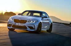 BMW introduces new M2 Competition with 410hp under the bonnet