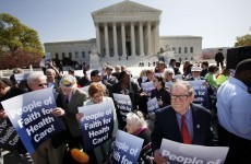 US Supreme Court begins hearings on controversial 'Obamacare' plan