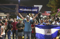 Journalist shot dead during violent clashes over pension reform in Nicaragua
