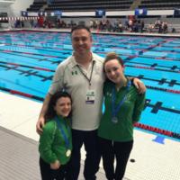 Irish shine at Para Swimming World Series as Ellen Keane bags trio of medals