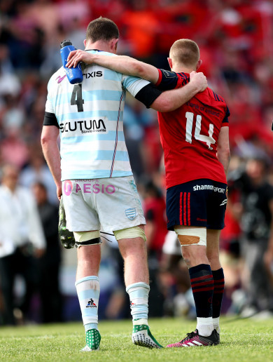 Back from injury, but the pain of semi-final defeat runs deep for Keith Earls