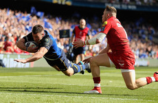 Leinster hopeful McFadden's hamstring injury doesn't rule him out of Bilbao
