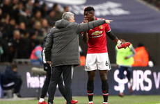 Pogba insists: 'I have no problem with Mourinho'