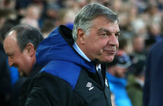 'What was wrong with our style today?' Allardyce hits back at Everton critics