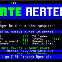 Hundreds of thousands still use it - but RTÉ has asked Minister if it can reduce Aertel service
