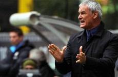 Ranieri sacked by Inter