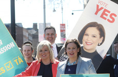 McDonald: 'I would prefer if Peadar Tóibín was not speaking out on abortion in this way'
