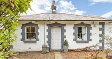 Victorian gate lodge with old-world charm in one of Dublin's most modern suburbs